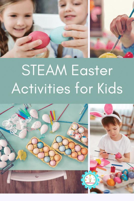 steam easter activities