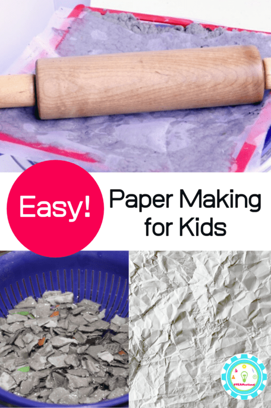 how to make paper at home