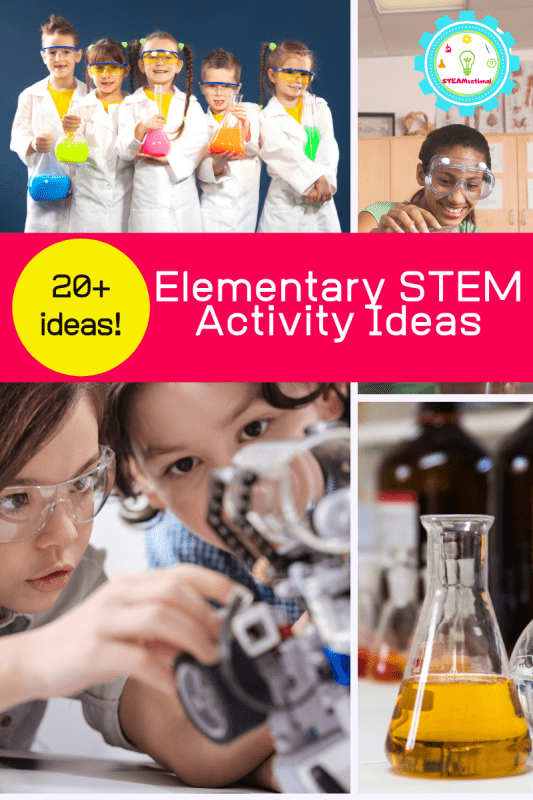 stem activities for elementary students