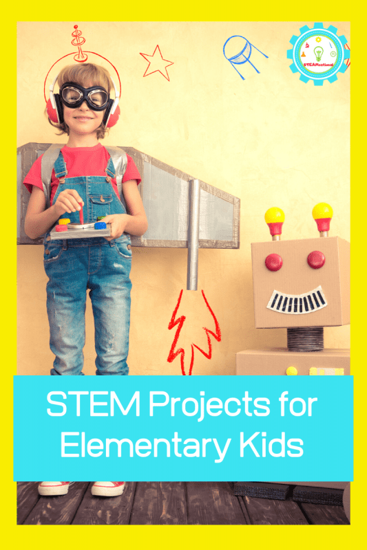 stem projects for elementary
