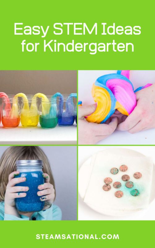 fun kindergarten stem activities