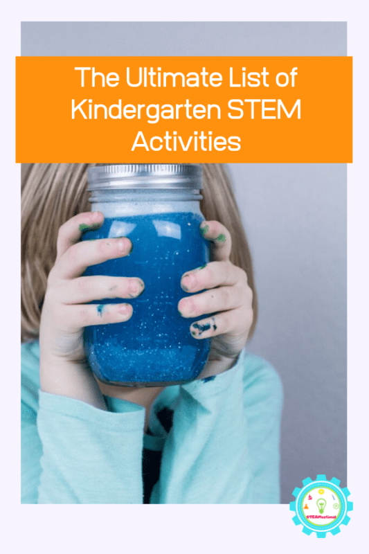 kindergarten stem activities