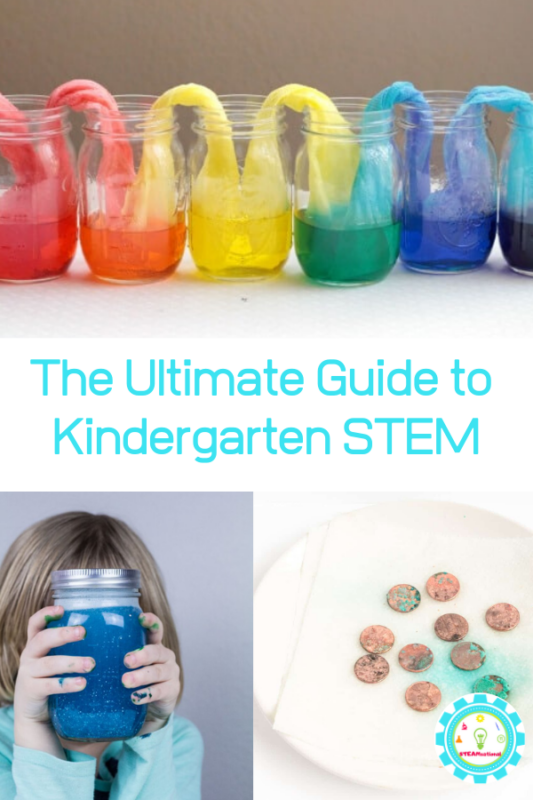 kindergarten stem activity ideas