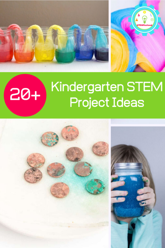 kindergarten stem projects