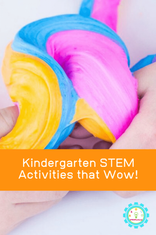 You'll have a blast with these kindergarten STEM activities. Best of all, these STEM projects for kindergarten are easy.