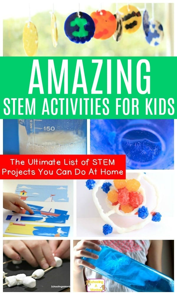 Creative Stem Activities For Kids 31 Ideas To Try Right Now