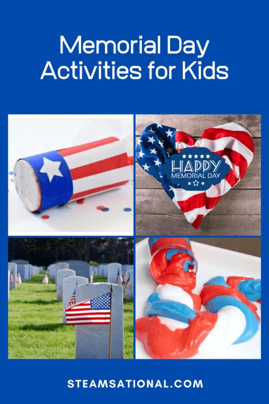 memorial day activities for kids