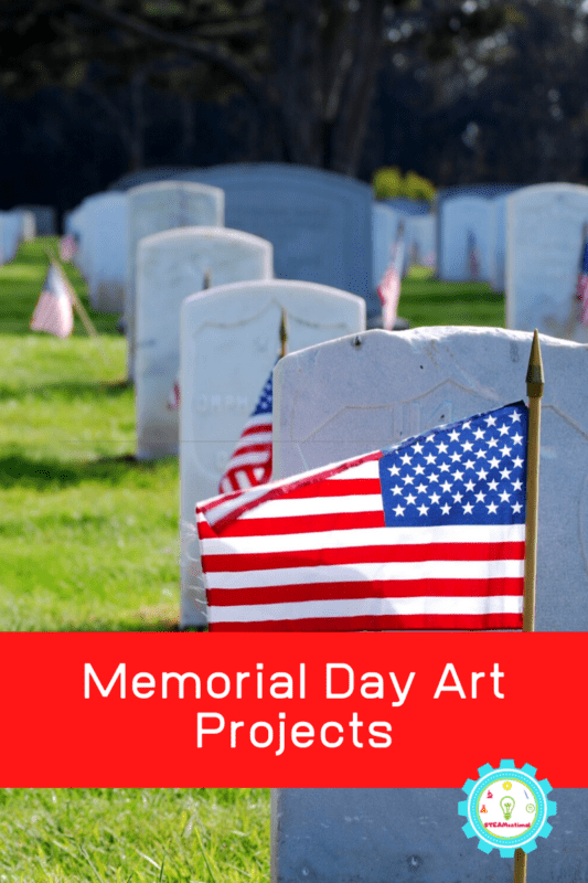 memorial day art projects