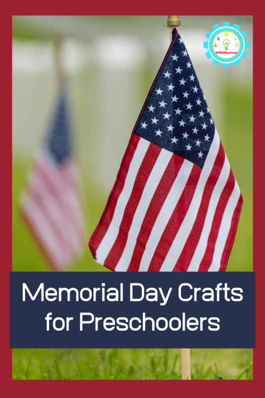 memorial day crafts for preschoolers
