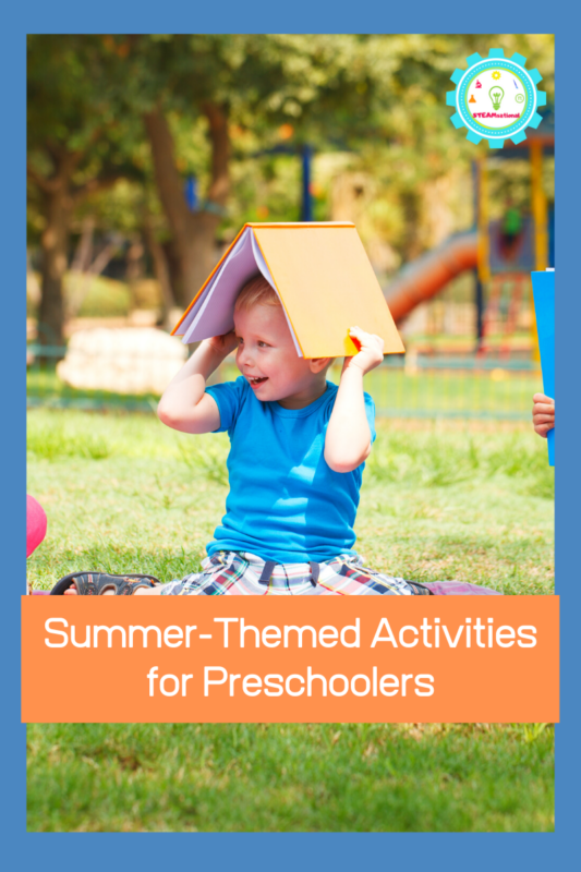 Summer-Themed Activities for Preschoolers