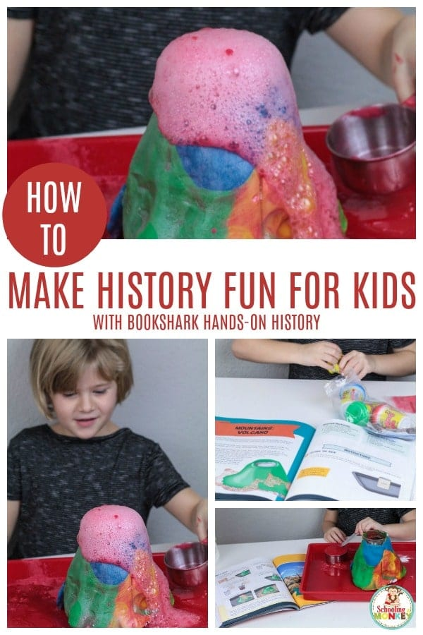 How to make history fun for kids