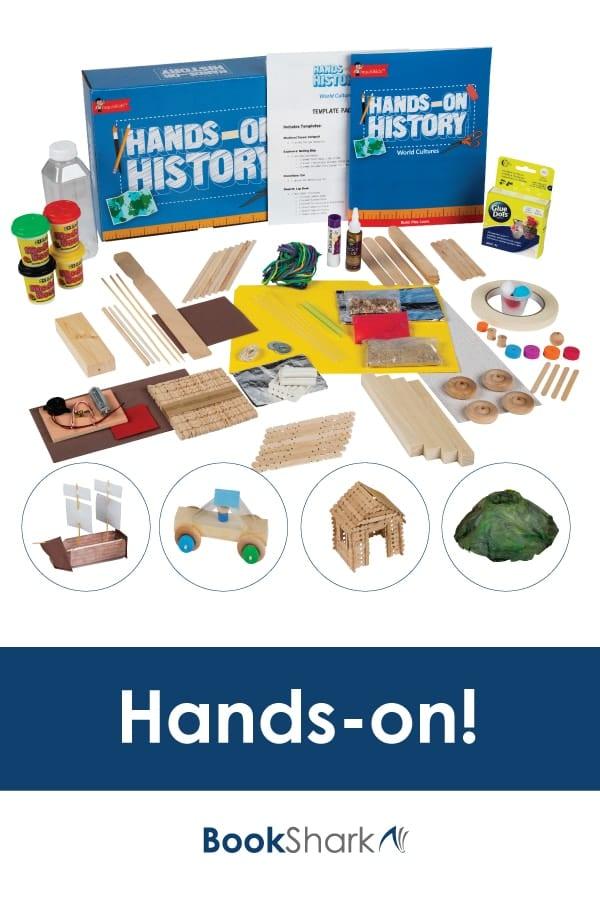 hands-on history kit bookshark