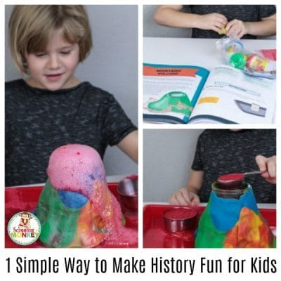 1 Simple Way to Make History Fun for Kids