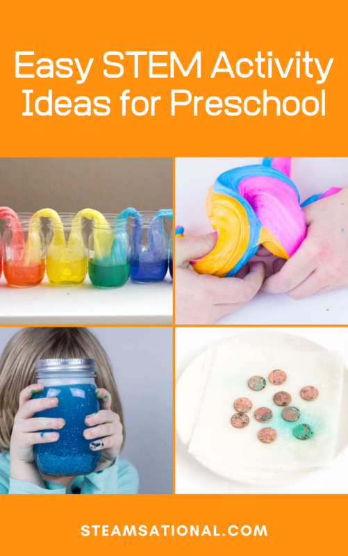 preschool stem activity ideas