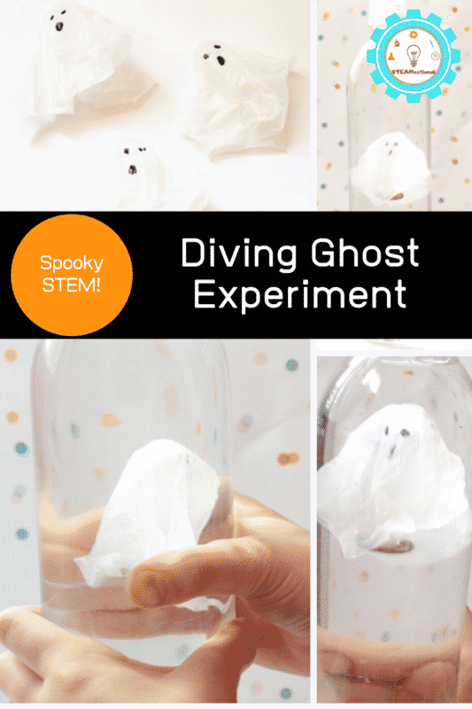 diving ghost experiment