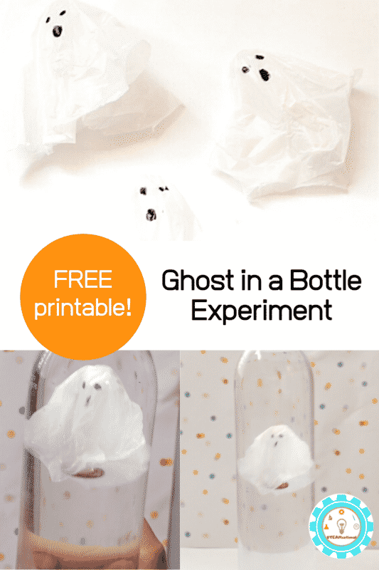 ghost in a bottle experiment