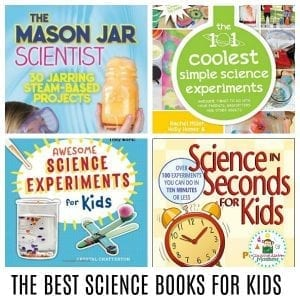 THE 10 BEST SCIENCE BOOK FOR KIDS