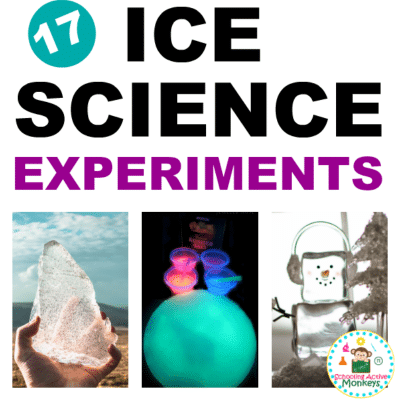 MUST-TRY ICE EXPERIMENTS FOR THE CLASSROOM OR HOME