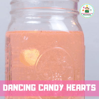 DANCING CANDY HEART EXPERIMENT