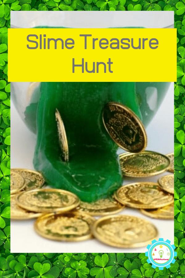 slime treasure hunt