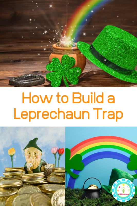 stem leprechaun trap