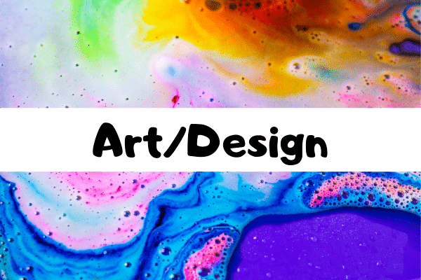 The ultimate list of art STEAM activities for kids.