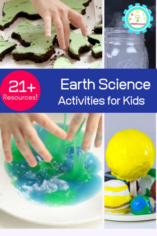 earth science experiments for kids