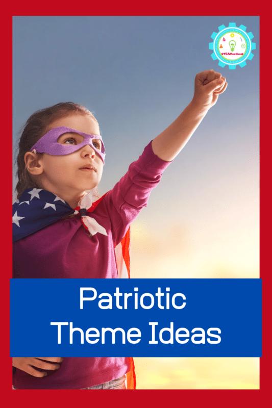 patriotic theme ideas