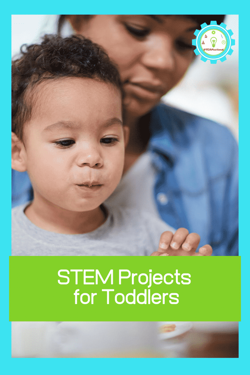 stem projects for toddlers
