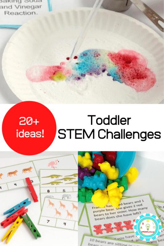 toddler stem activities