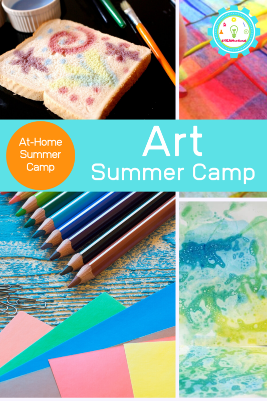 art camp for kids