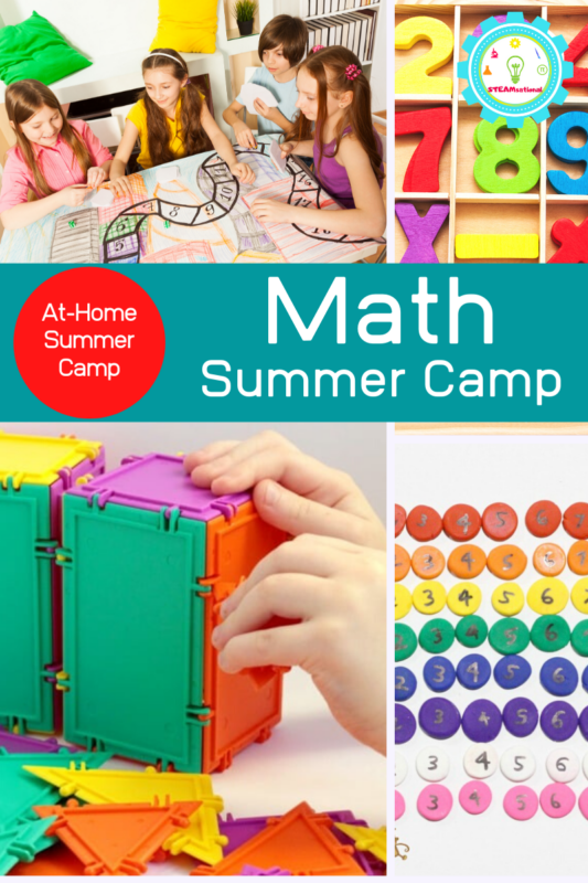 math camp activities