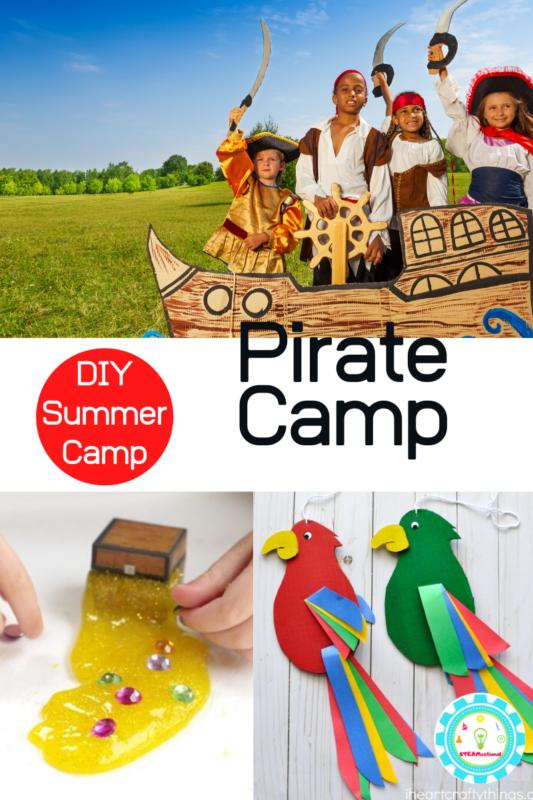 pirate summer camp