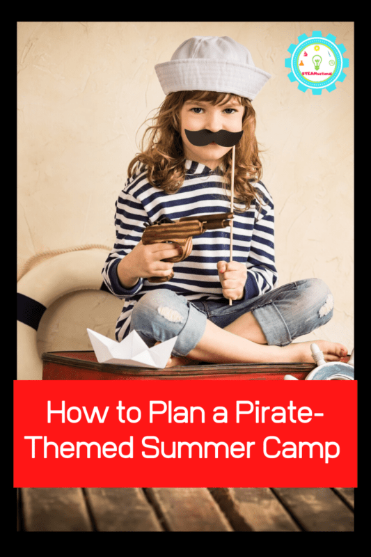 pirate themed activities for summer camp