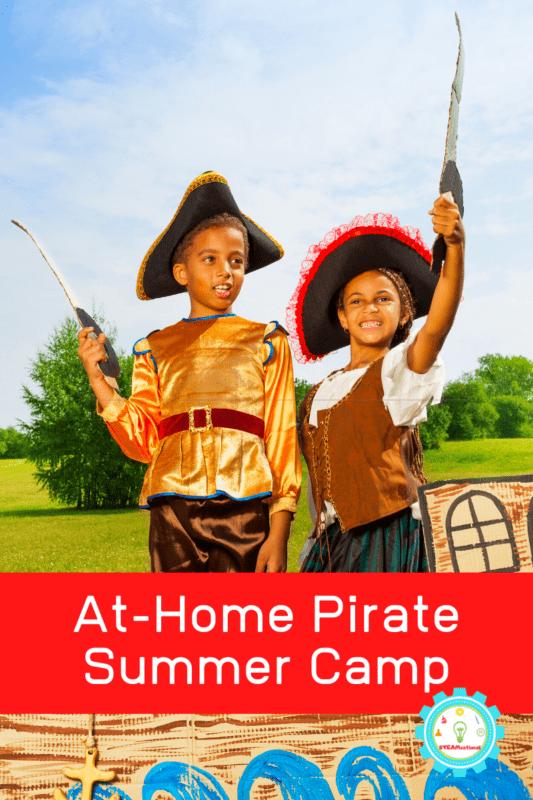 pirates summer camp