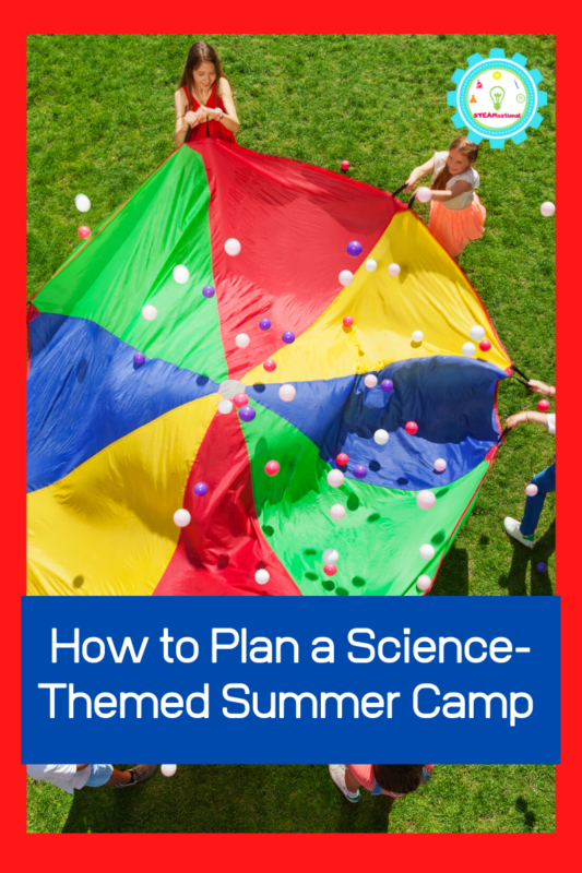 science camp for kids
