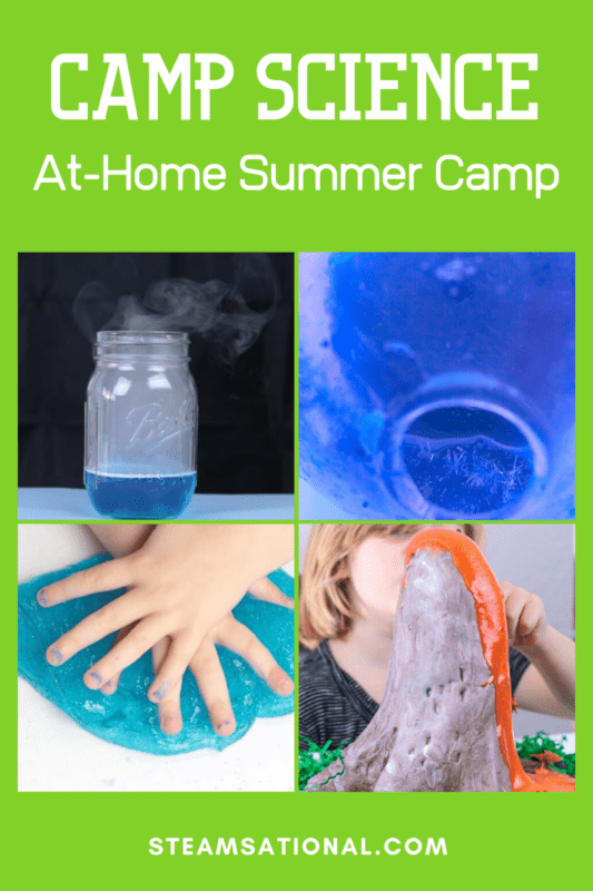 science camp ideas