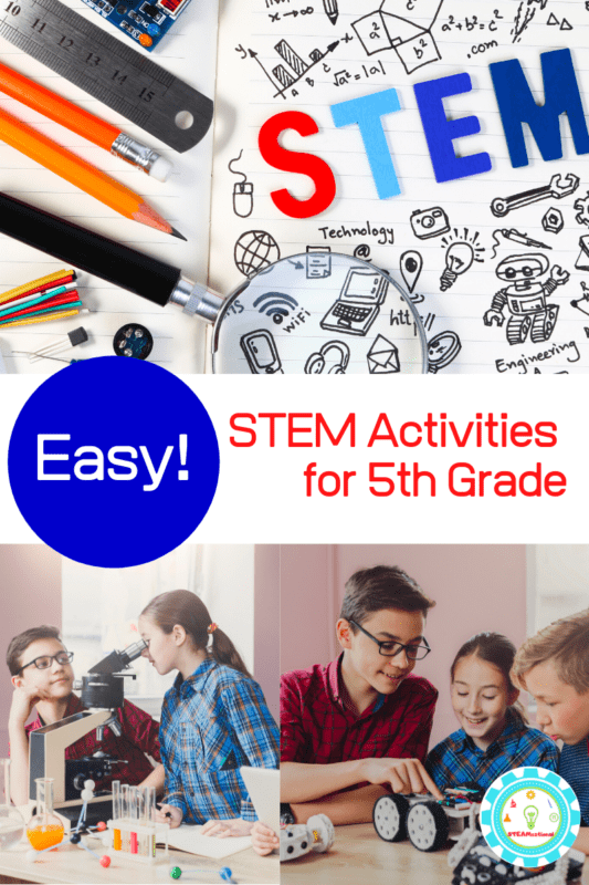 5th Grade STEM Activities