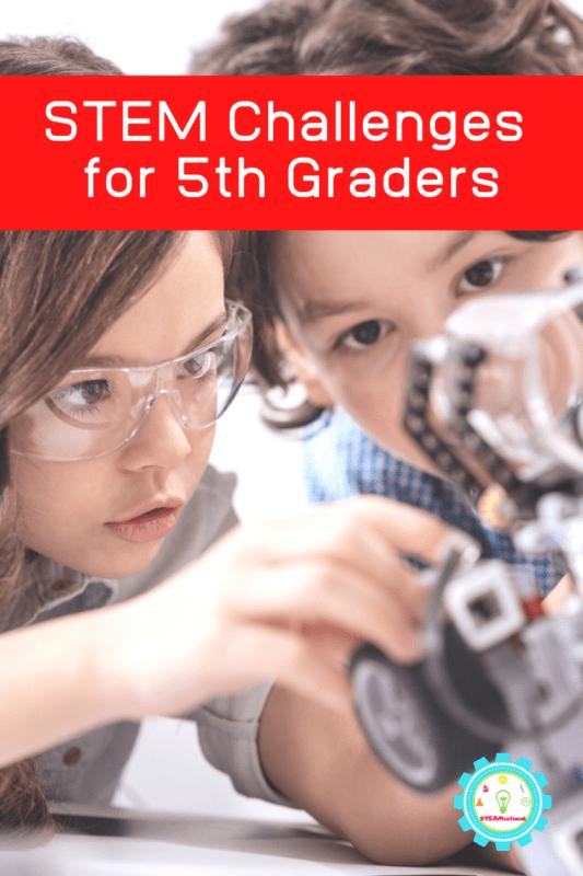 5th grade stem challenges