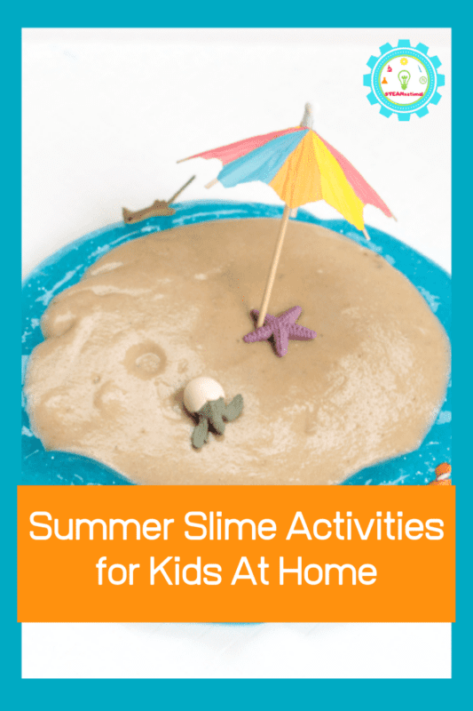 summer slime recipes at home