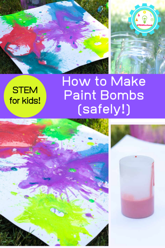 How to Make Paint Bombs