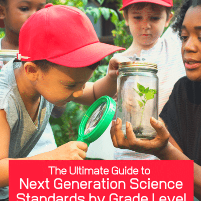 Next Generation Science Standards: Kindergarten