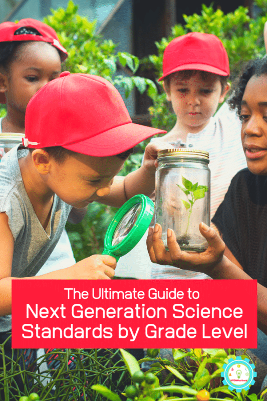 Teaching the Next Generation Science Standards for Kindergarten can be tricky! Unpack the standards and start your NGSS Kindergarten lesson plans here. #stemeducation #ngss #stemactivities #stemed #scienceexperiments #kindergarten #iteachscience #scienceteacher #science