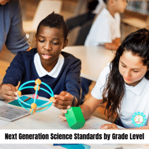 Looking for Next Generation Science Standards resources? Get the low-down on the Next Generation Science Standards by grade level here! #ngss #scienceteacher #teachingscience #iteachscience #stemed #stem #stemeducation