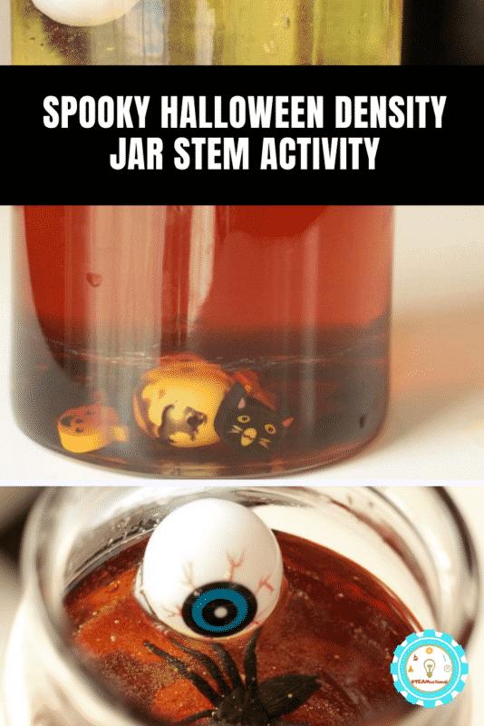halloween density stem activity