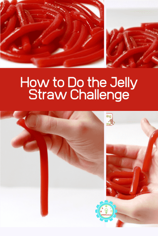 jelly straw challenge