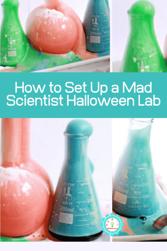 mad scientist halloween lab