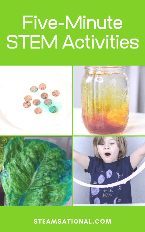 quick stem activities