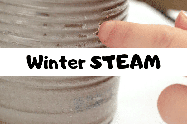 winter stem activities