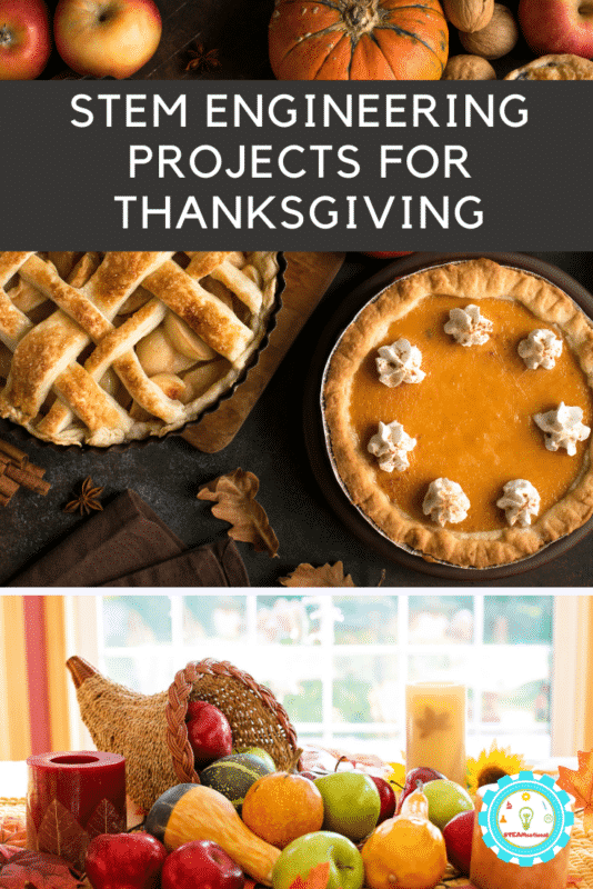 STEM Engineering Projects for THanksgiving